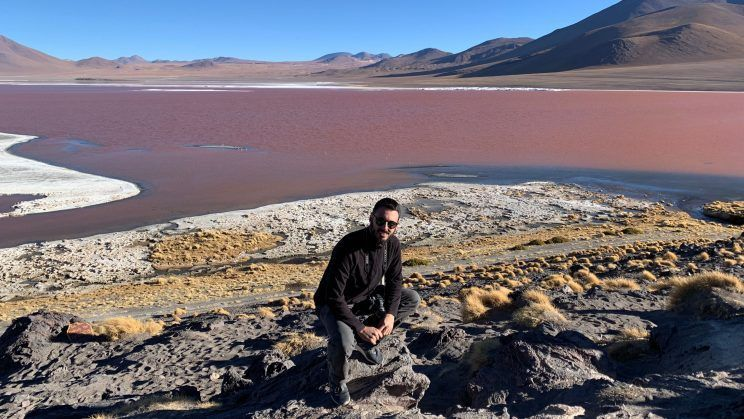 Laguna Colorada Bolivia