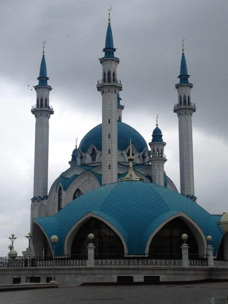 Kul Sharif Mosque