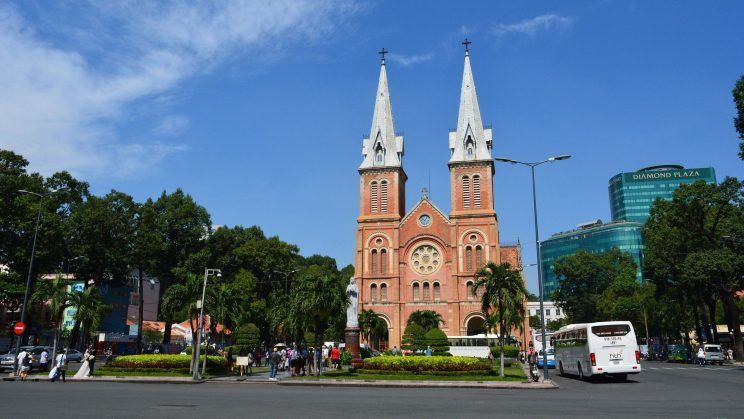 Catedral Ho Chi Minh